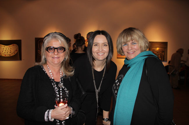 Pupa Pedrini, Amalia Nastase si Doina Levintza