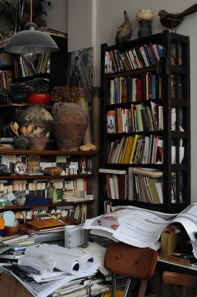 Resize of Viorel Marginean atelier - foto lucian muntean LM 16