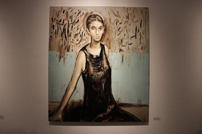 Tablou Nora (2000) ulei pe panza