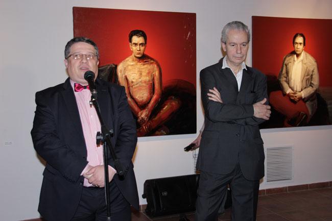 Virgil Stefan Nitulescu si Constantin Pacea