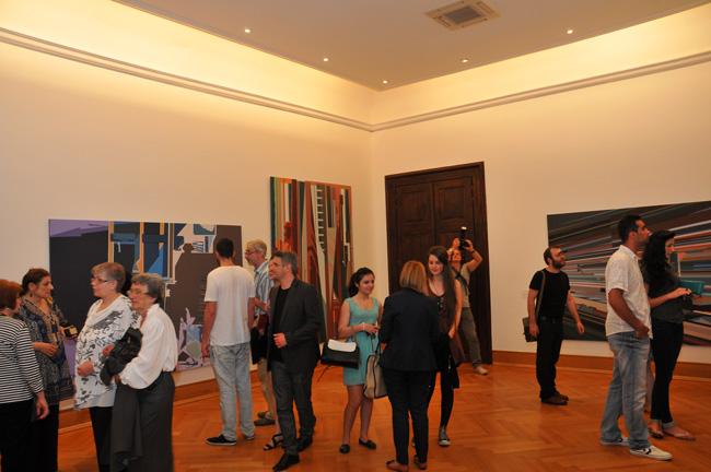 Dana Constantin, Marcel Bunea Doi @ Muzeul de Arta Timisoara (10)