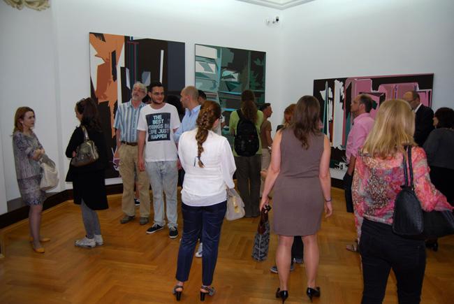 Dana Constantin, Marcel Bunea Doi @ Muzeul de Arta Timisoara (12)