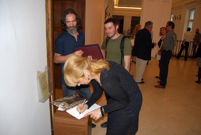 Dana Constantin, Marcel Bunea Doi @ Muzeul de Arta Timisoara (2)