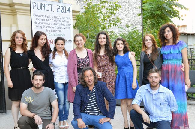 PUNCT. 2014 @ ATELIER 030202, Bucuresti (6)