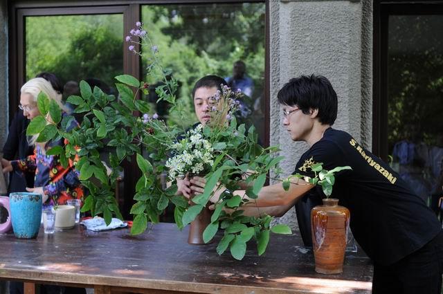 Resize of Shogo Kariyazaki Kariyzaki - ikebana - foto lucian muntean _19