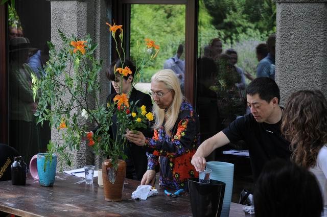 Resize of Shogo Kariyazaki Kariyzaki - ikebana - foto lucian muntean _25