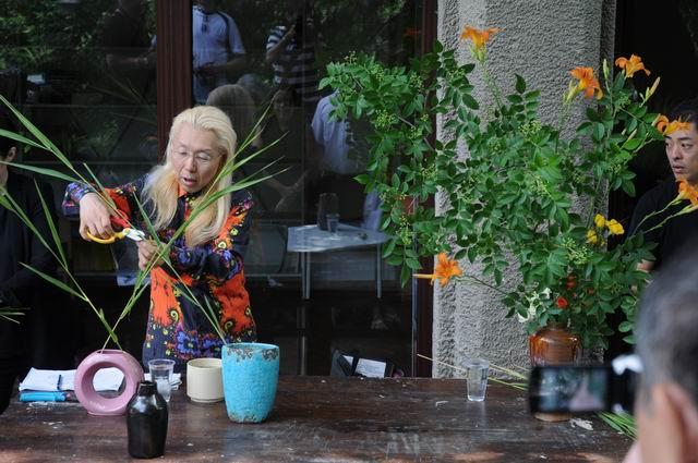 Resize of Shogo Kariyazaki Kariyzaki - ikebana - foto lucian muntean _26