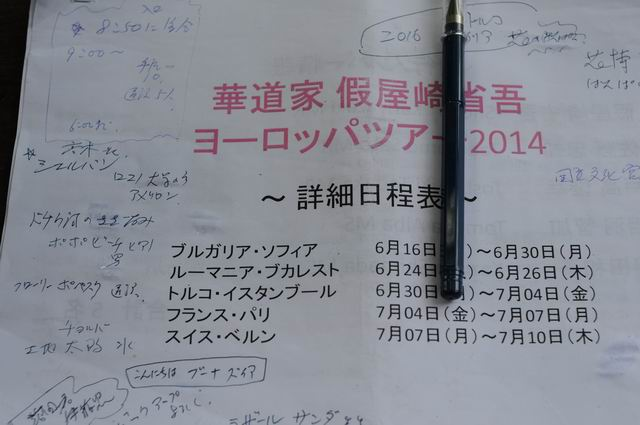 Resize of Shogo Kariyazaki Kariyzaki - ikebana - foto lucian muntean _34