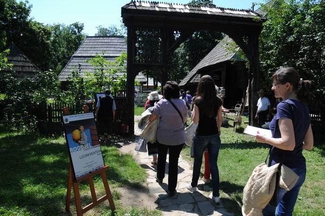 Resize of rogojel - lucian muntean - muzeul satului vernisaj 01