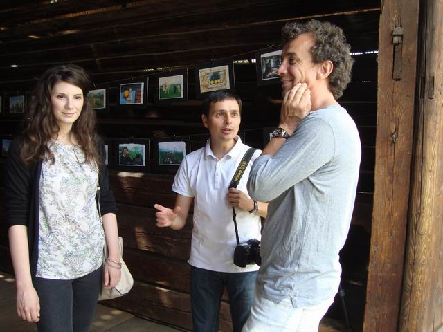 Resize of rogojel - lucian muntean - muzeul satului vernisaj 24