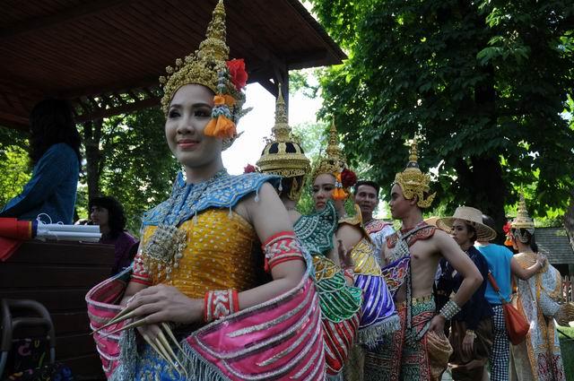 festival thailandez - muzeul satului - foto lucian muntean 57