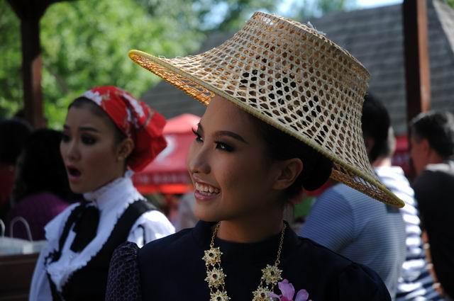 festival thailandez - muzeul satului - foto lucian muntean 59