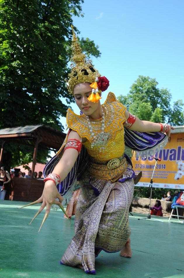festival thailandez - muzeul satului - foto lucian muntean 65