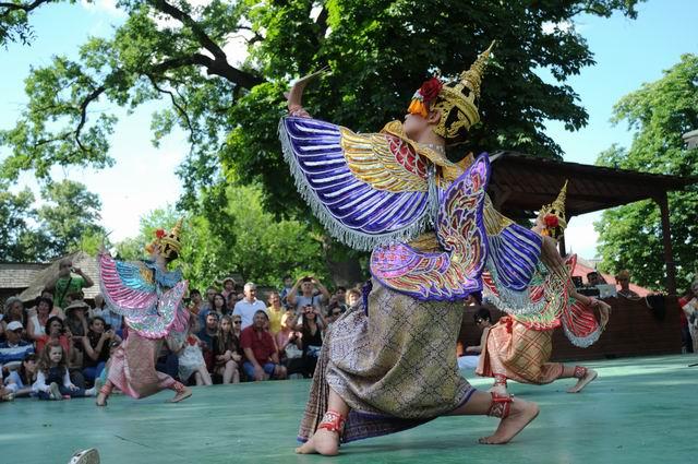 festival thailandez - muzeul satului - foto lucian muntean 68