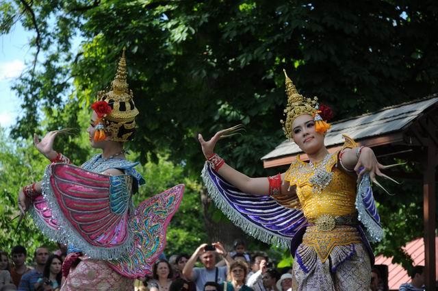 festival thailandez - muzeul satului - foto lucian muntean 70