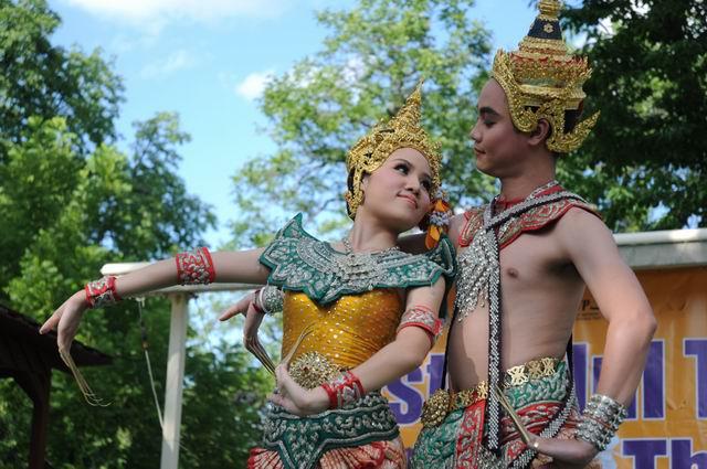 festival thailandez - muzeul satului - foto lucian muntean 71