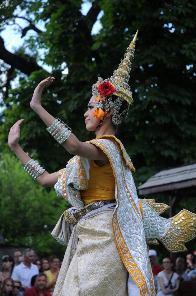 festival thailandez - muzeul satului - foto lucian muntean 73