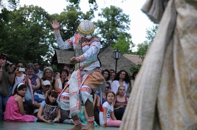 festival thailandez - muzeul satului - foto lucian muntean 75