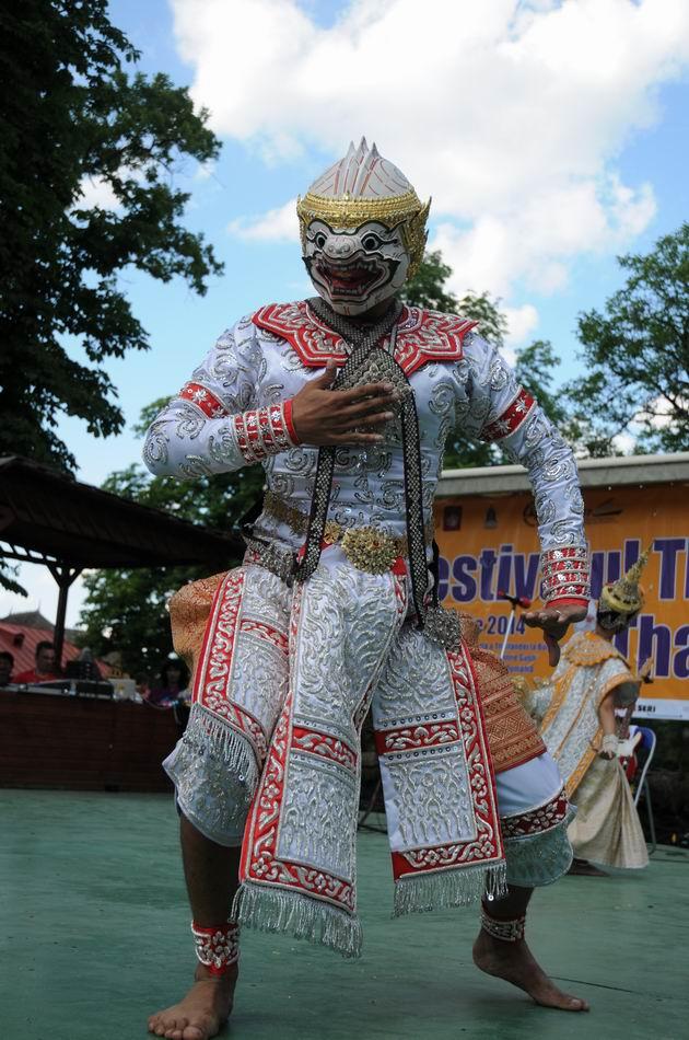 festival thailandez - muzeul satului - foto lucian muntean 76