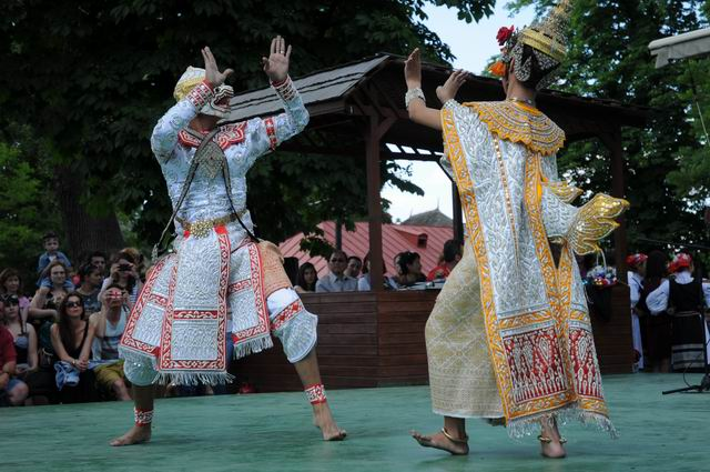 festival thailandez - muzeul satului - foto lucian muntean 77