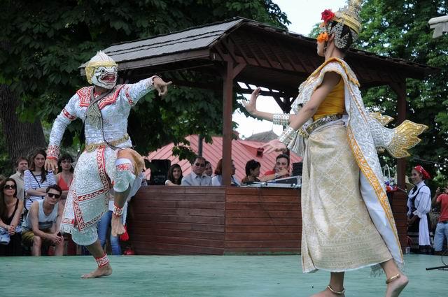 festival thailandez - muzeul satului - foto lucian muntean 79