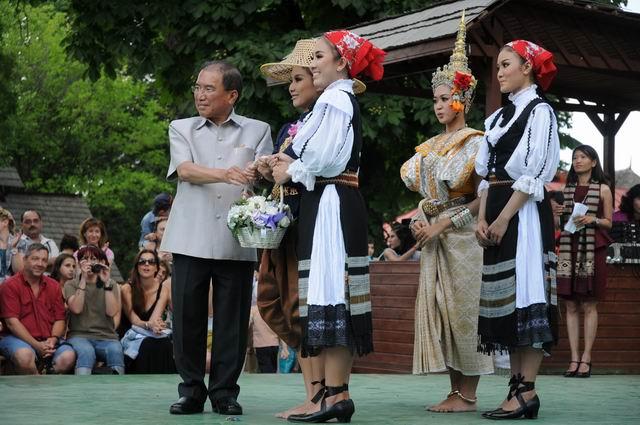 festival thailandez - muzeul satului - foto lucian muntean 81