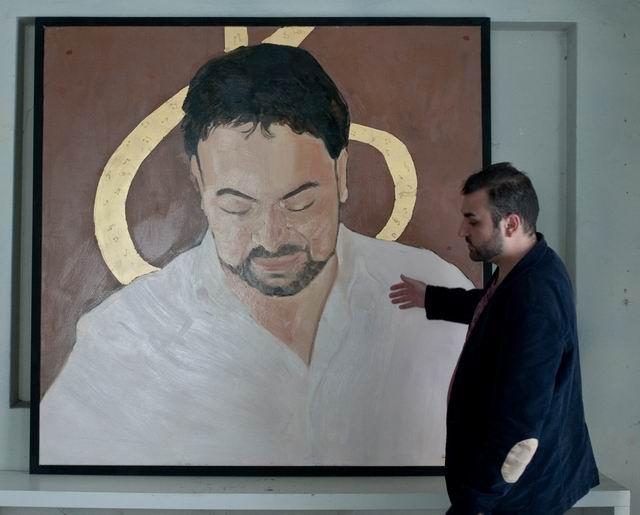 george vasilescu - pictura- manelisti foto lucian muntean 01