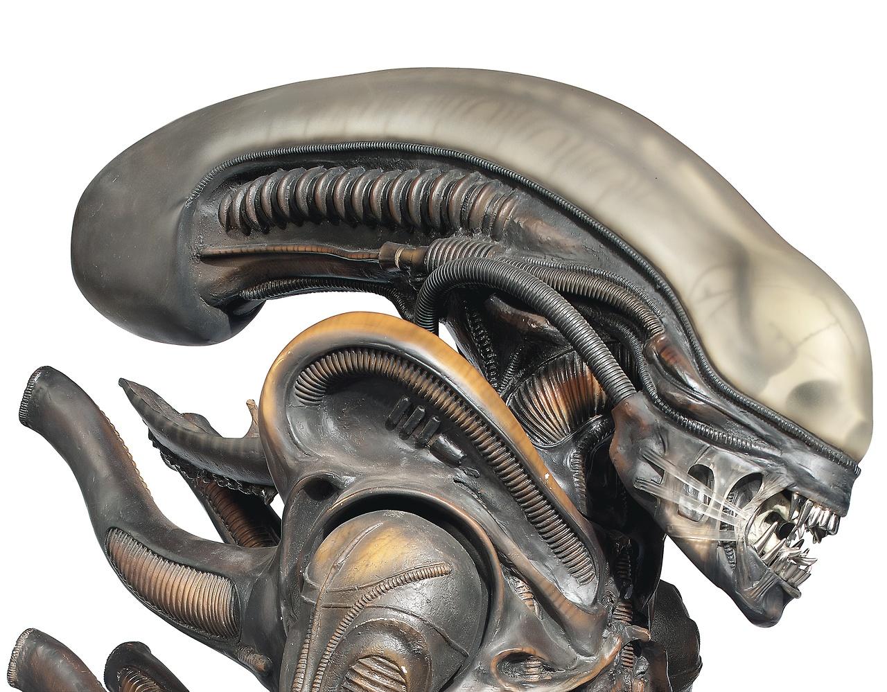 H. R. Giger Alien (1)