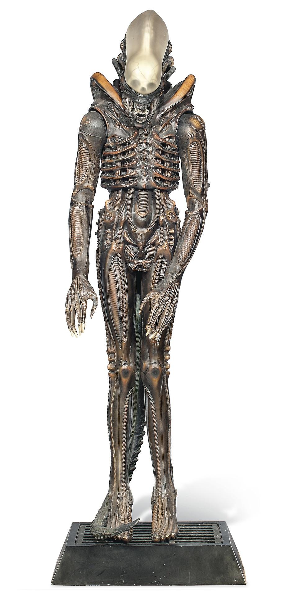 H. R. Giger Alien (2)