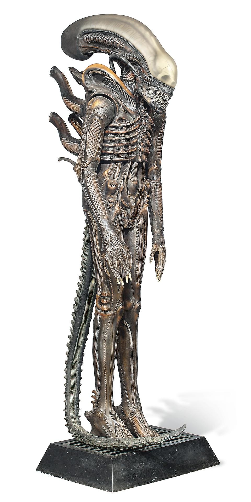 H. R. Giger Alien (3)