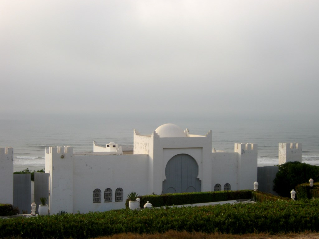01 IFITRY Residence d'Artistes Essaouira Maroc