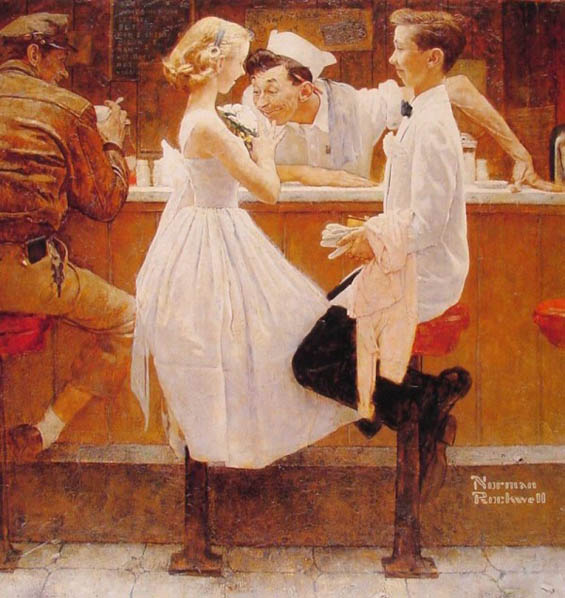Norman-Rockwell-Painting-Photography-1