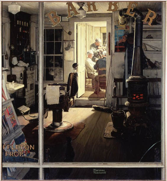 Norman-Rockwell-Painting-Photography-10