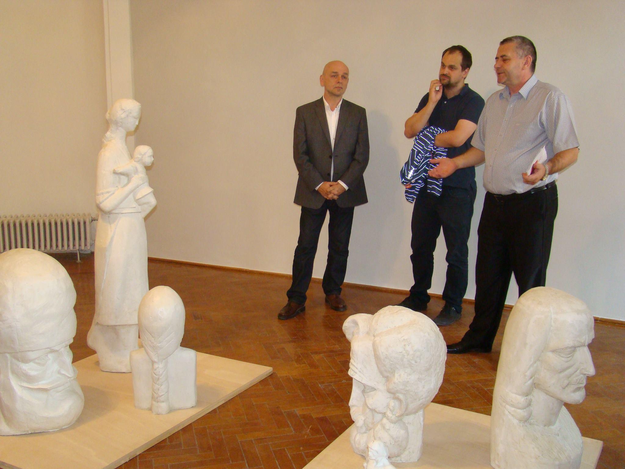 Ciprian Mureșan Functionarul invizibil @ Muzeul de Arta Cluj-Napoca (2)