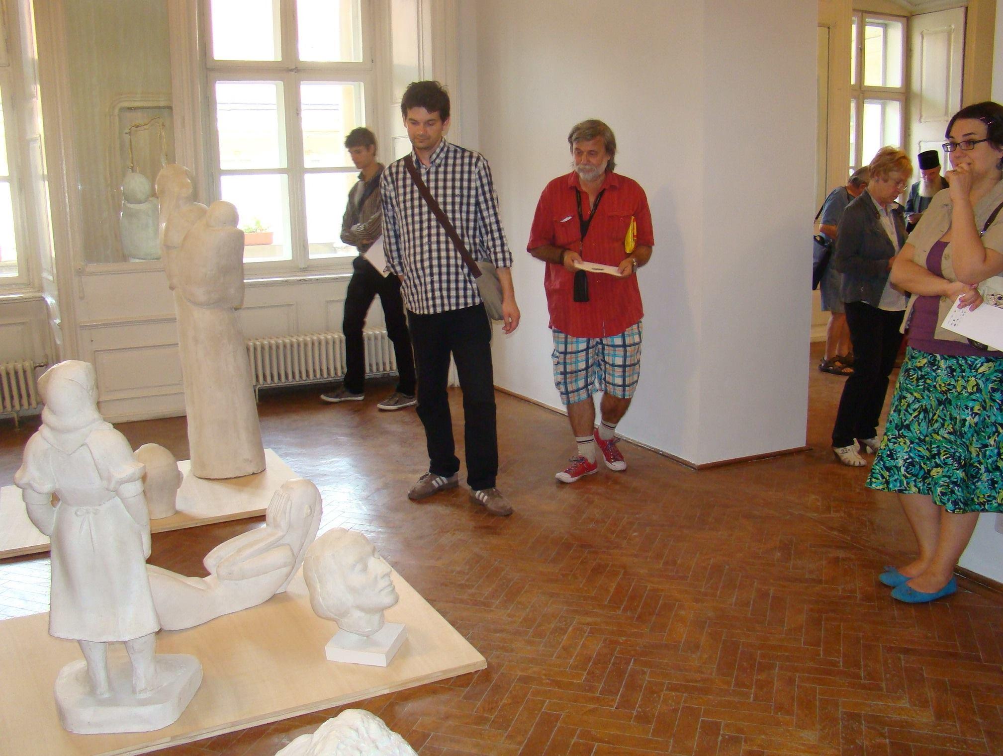 Ciprian Mureșan Functionarul invizibil @ Muzeul de Arta Cluj-Napoca (3)