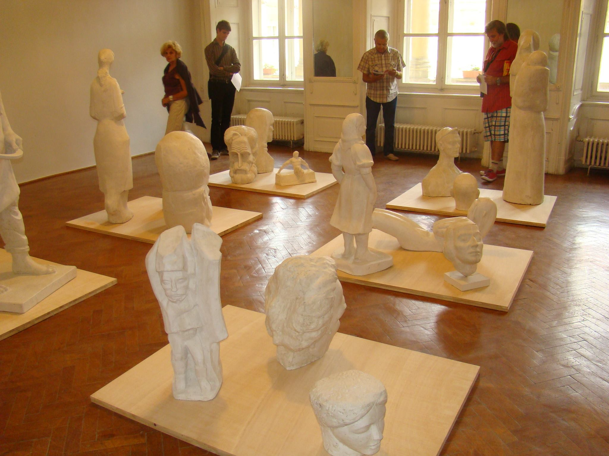 Ciprian Mureșan Functionarul invizibil @ Muzeul de Arta Cluj-Napoca (4)