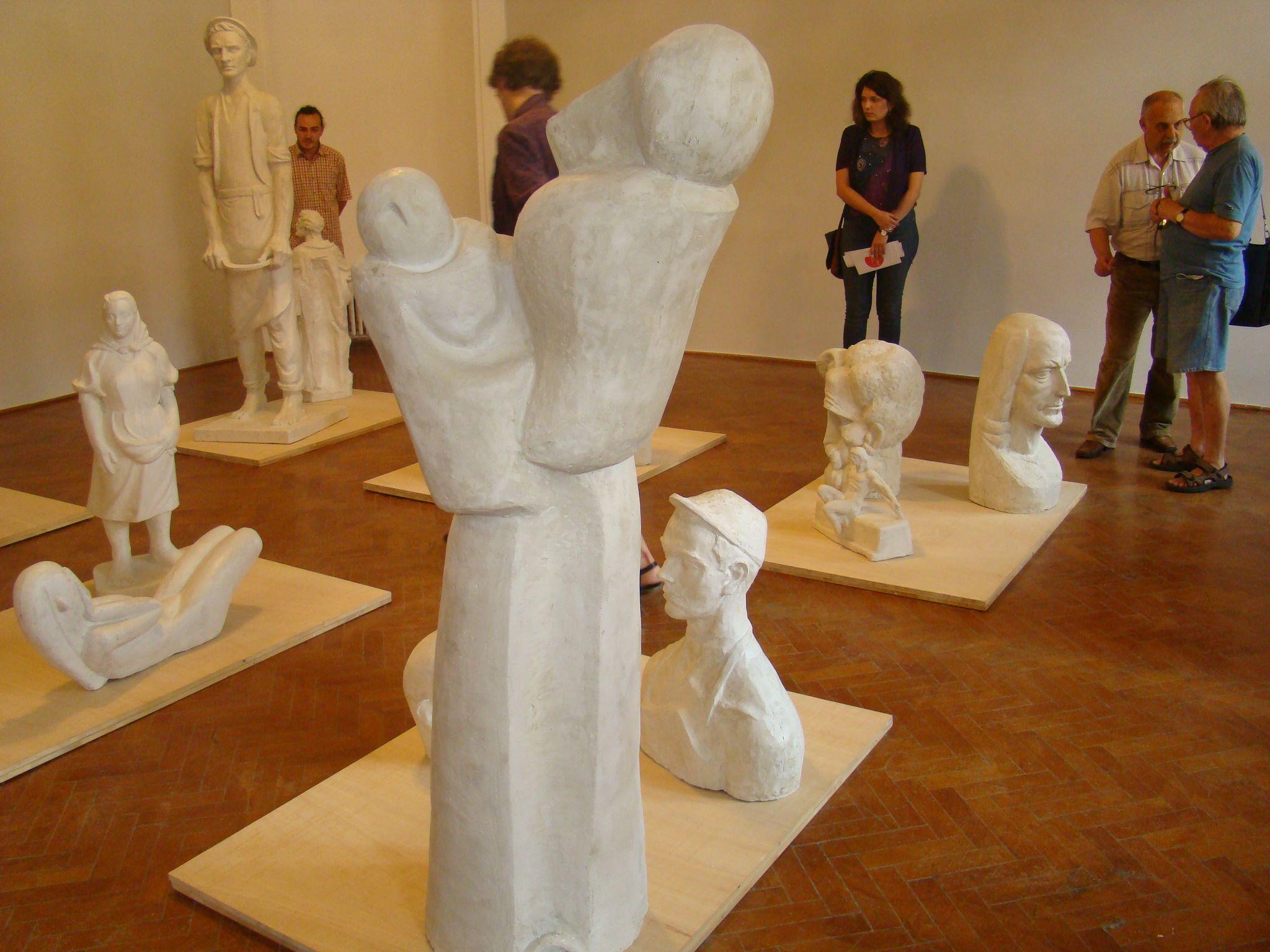 Ciprian Mureșan Functionarul invizibil @ Muzeul de Arta Cluj-Napoca (5)