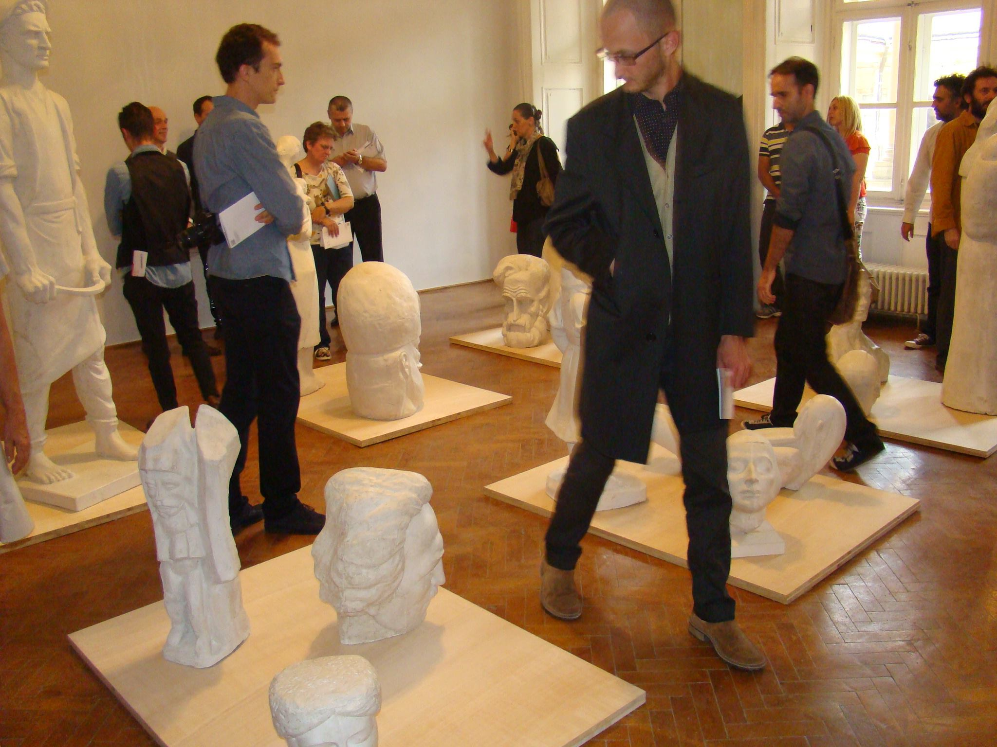 Ciprian Mureșan Functionarul invizibil @ Muzeul de Arta Cluj-Napoca (6)