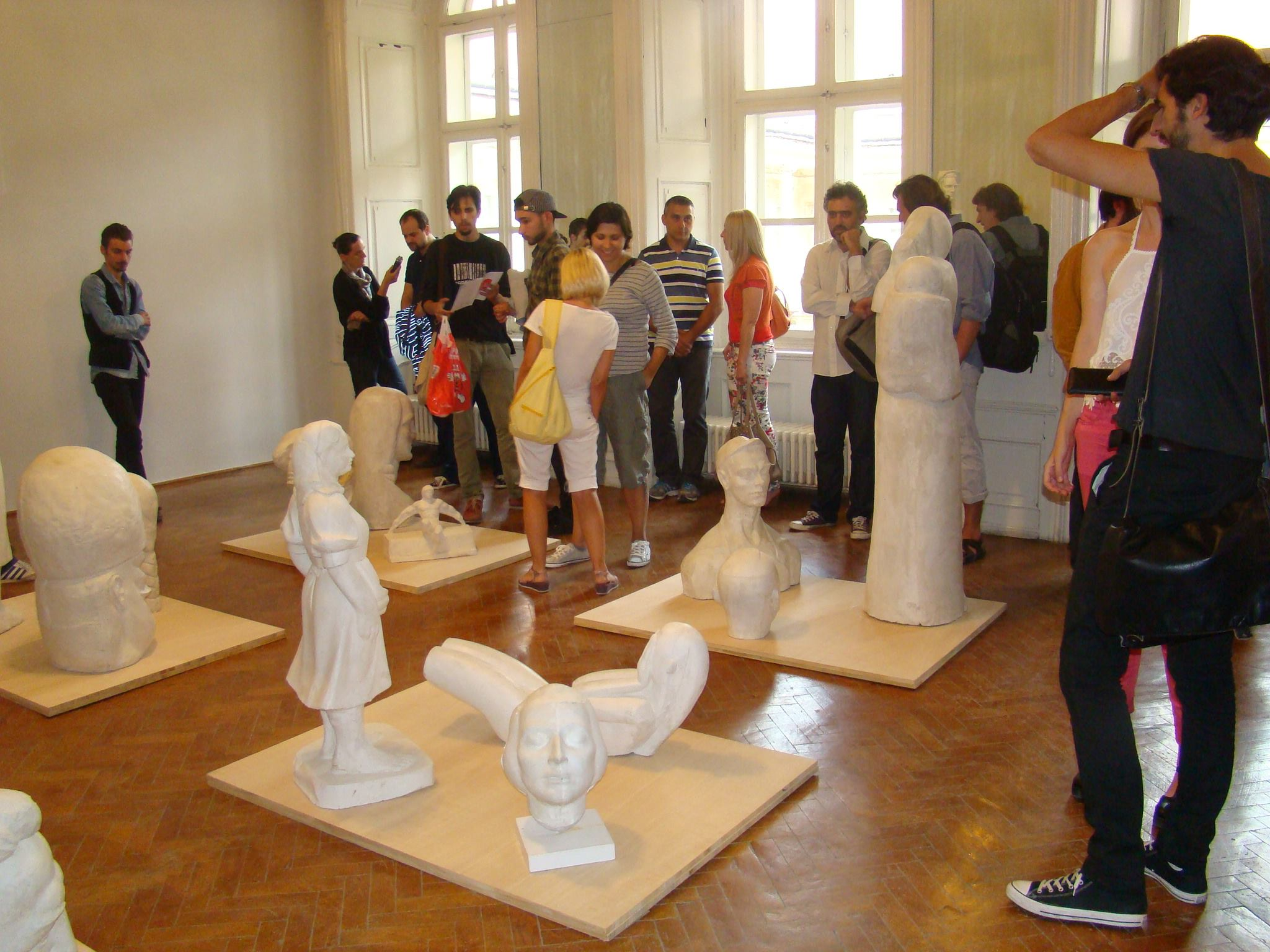 Ciprian Mureșan Functionarul invizibil @ Muzeul de Arta Cluj-Napoca (7)