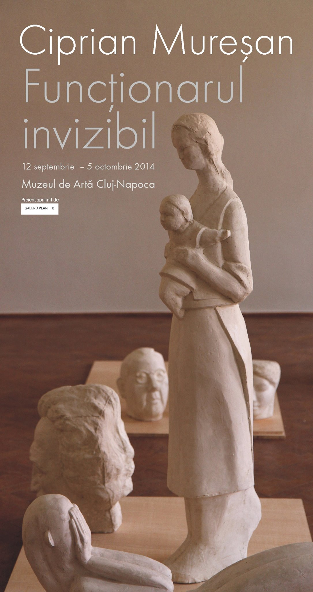 Ciprian Mureșan Functionarul invizibil @ Muzeul de Arta Cluj-Napoca (9)