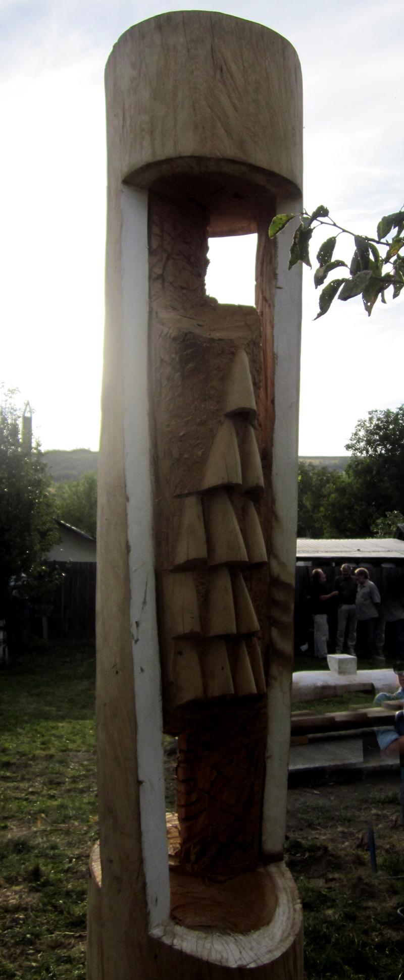 IOAN POP -VERETA-FANTANA,lemn350x50cm c