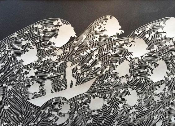Maude-White-paper-cutouts-7