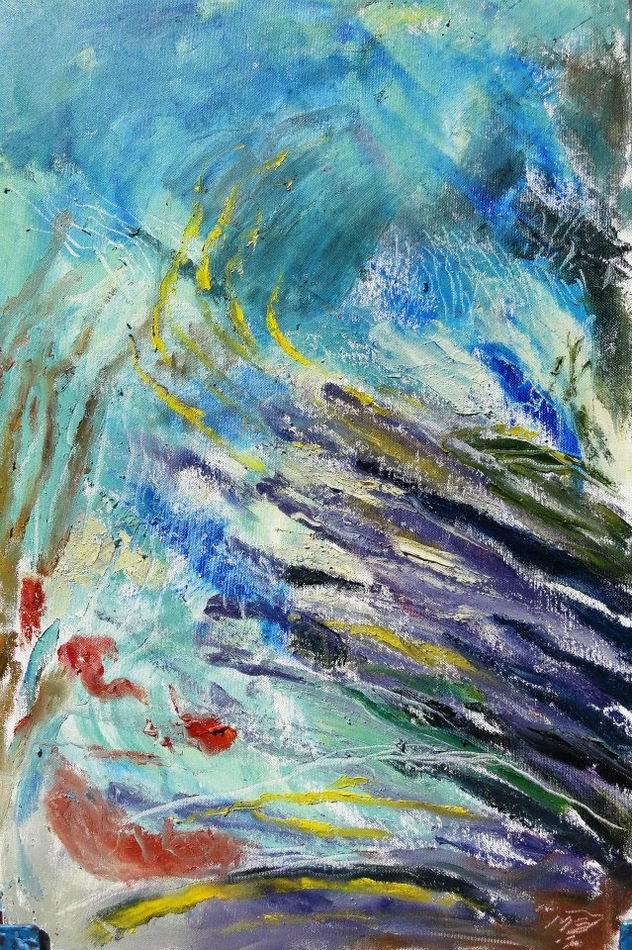 Resize of Maia Oprea-ia-la ia-la underwater painting 2