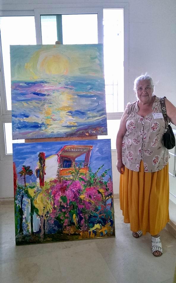 Resize of Nina Bondarenko, Ukraine