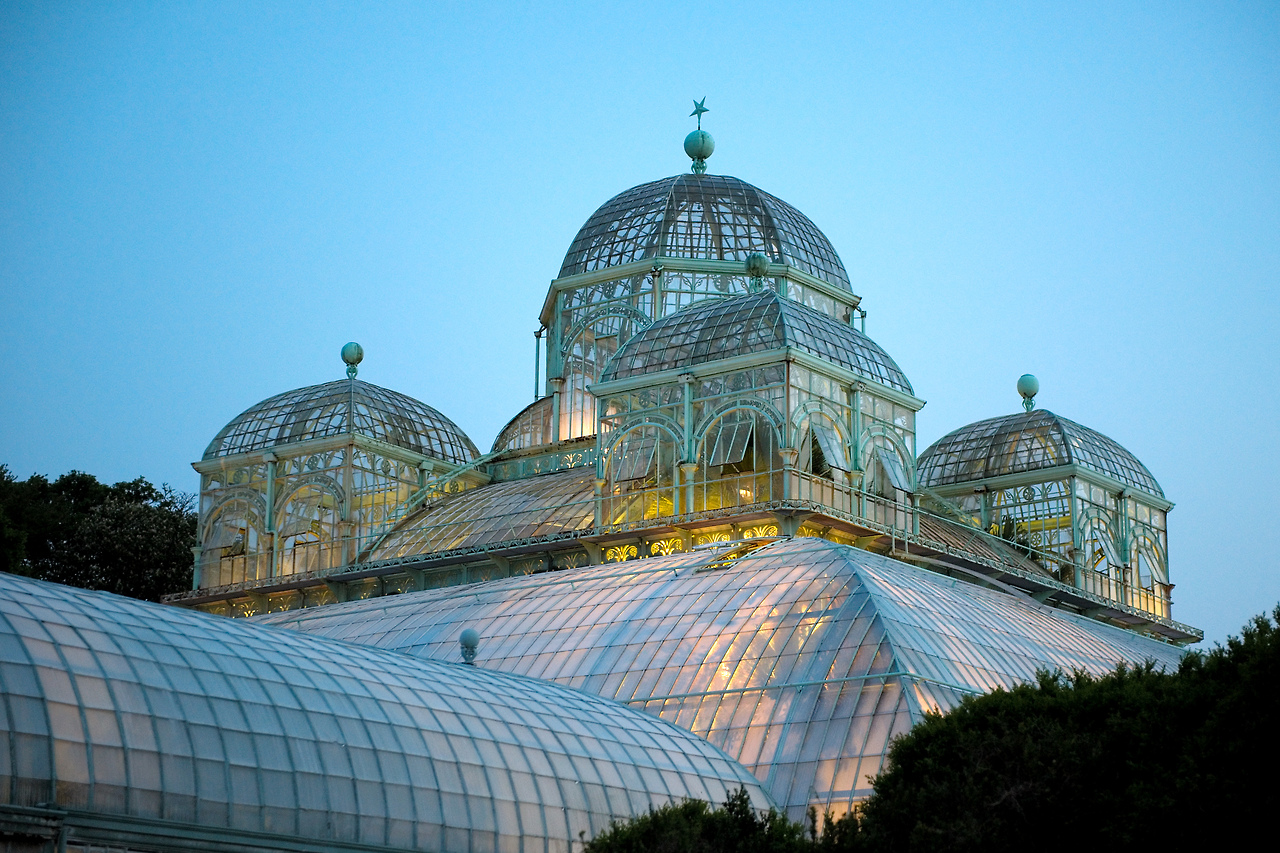 Royal Greenhouses of Laeken (2)
