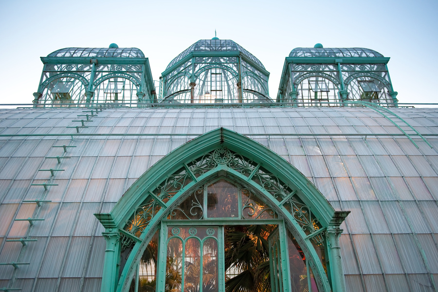 Royal Greenhouses of Laeken (6)