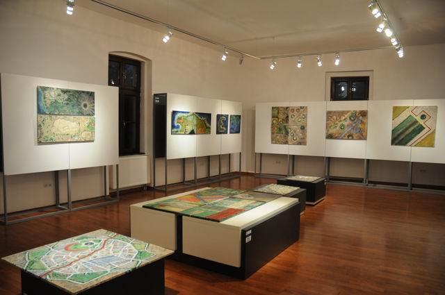 geografii subiective - harti imaginare - pictura - lucian muntean 11
