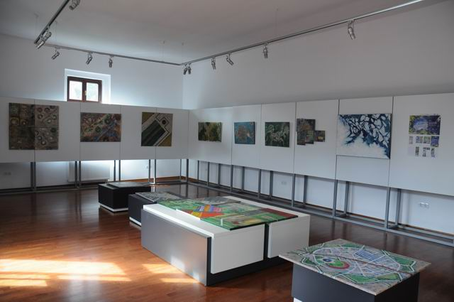 geografii subiective - harti imaginare - pictura - lucian muntean 18