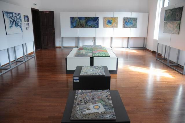 geografii subiective - harti imaginare - pictura - lucian muntean 20