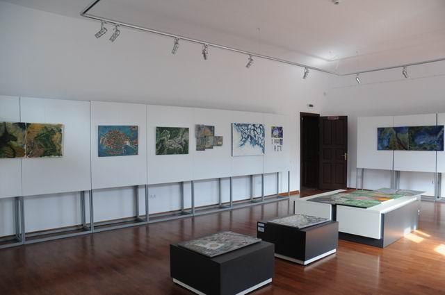 geografii subiective - harti imaginare - pictura - lucian muntean 21